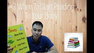 #3 When to start reading to your Baby