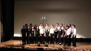 UBC A Cappella - '1234' - Feist