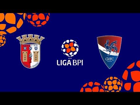 Liga BPI: SC Braga 10x0 Gil Vicente (1J)