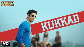 Kukkad - Student Of The Year -  Song Video