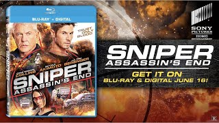SNIPER: ASSASSIN'S END - Coming to Digital & Blu-Ray on 6/16