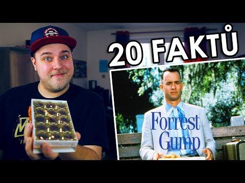 20 FAKTŮ - Forrest Gump