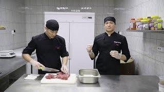 Как приготовить традиционный шашлык из баранины