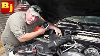 Why is My Car Losing Coolant?