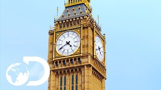 The Mechanical Genius of Big Ben | Blowing Up History