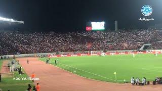 خيال الكورفا نور و الوينرزتواصل الإبداع في مباراة الوداد و اتحاد العاصمة