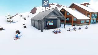 VideoImage1 Snowtopia: Ski Resort Tycoon