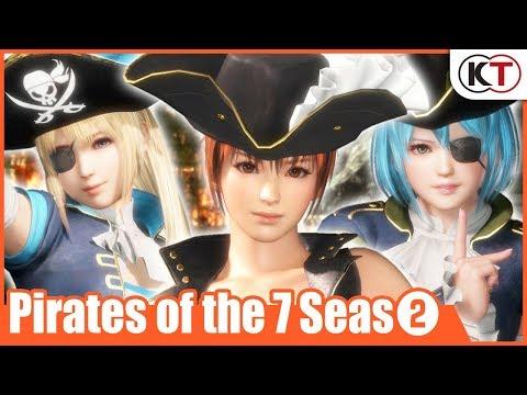DEAD OR ALIVE 6 - Pirates of the 7 Seas Vol. 2 DLC Trailer!