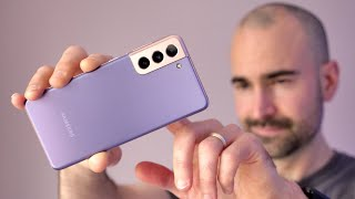 Samsung Galaxy S21 5G Camera Review - Testing the video master