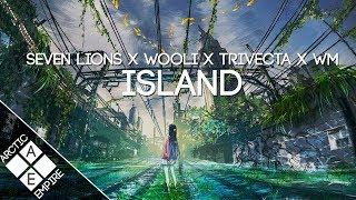 Seven Lions, Wooli, & Trivecta - Island (Feat. Nevve) [WM Edit] | Melodic Dubstep