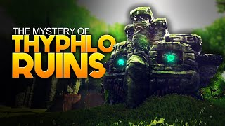 Breath of the Wild: The MYSTERY of Thyphlo Ruins