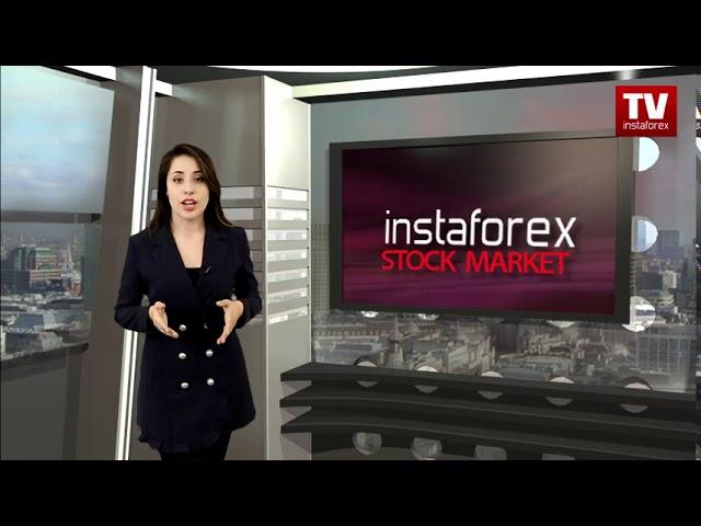 InstaForex tv calendar. Stock Market: weekly update  (19.06.2018)