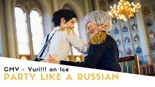 Party like a Russian [YOI CMV]