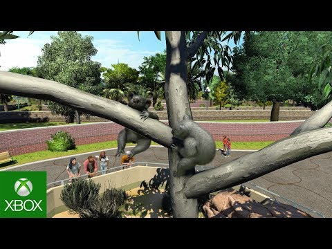 Zoo Tycoon: Ultimate Animal Collection Trailer thumbnail