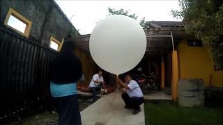 Peluncuran Radiosonde