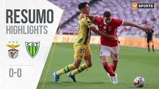 Highlights   Resumo: Benfica 0-0 Tondela (Liga 19/20 #25)