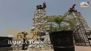 "Bahria Town Karachi Day Night Safari ""DANZOO"" Open for Public"