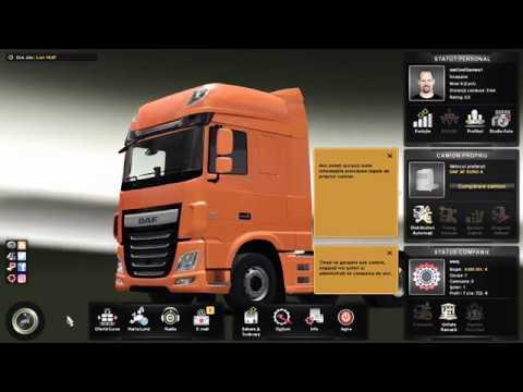 Cum sa bagi BANI si EXPERIENTA in Euro truck simulator 2