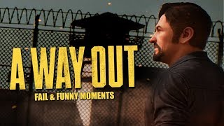 A Way Out - PENJARA RASA RSJ !!