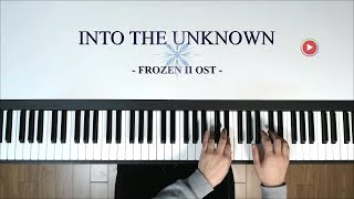 It's TOO HARD!! [INTO THE UNKNOWN] - FROZEN 2 OST