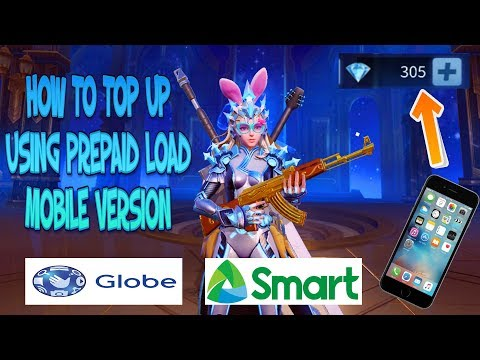 How to Top Up in Creative Destruction using Prepaid Load (MOBILE VERSION)