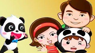 Маленькая Панда Знакомится с Большой и Дружной Семьей.Геймплей Игры