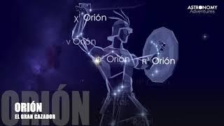 Descubriendo a Orión