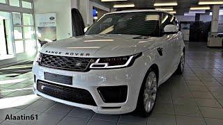 Range Rover Sport 2018   NEW FULL REVIEW Interior Exterior Infotainment