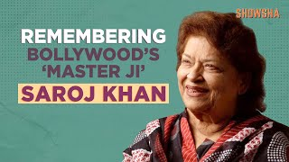 Remembering Saroj Khan: The Legendary Choreographer Who Immortalised Stars On Screen