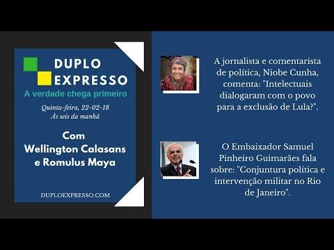 Assista A Duplo Expresso 22fev2018 No Youtube Diário Do Fim Do