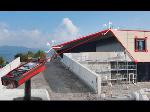 NUOVO! Distanziometro Laser DISTO™ S910 Leica Geosystems - Misurare tutto da qualsiasi posizione