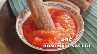 ABC Homemade Sos Cili