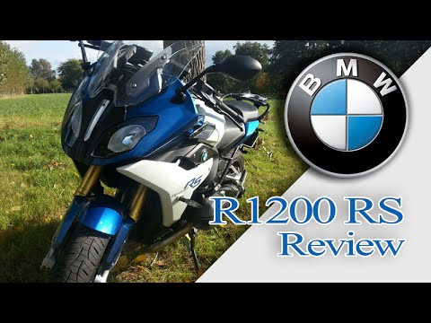 BMW R1200RS First Ride + Review
