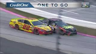Top 10 NASCAR Finishes Of 2018