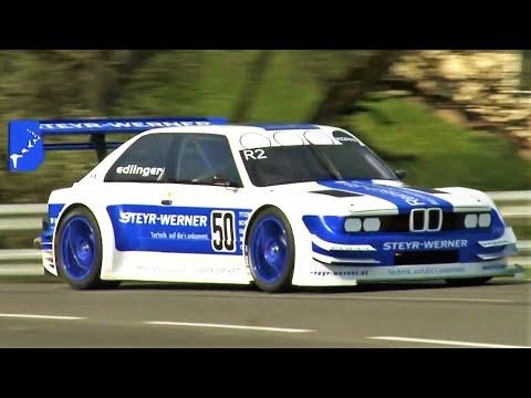 11.300RPM BMW E30 V8    Formula Indy Engine Swap - HillClimb Legend