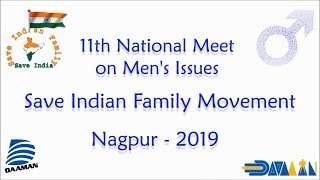 Daaman @ 11th National Conference on Men's Issues