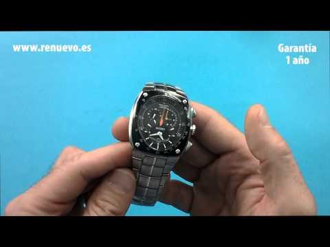 Reloj SEIKO Sportura Kinetic SNLO15 de segunda mano E189167