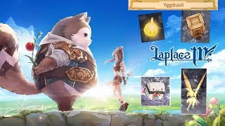 Hidden Quests, Items and Artifacts Location in Yggdrasil   Laplace M