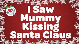 I Saw Mommy Kissing Santa Claus | Popular Christmas Songs