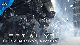 Left Alive - The Garmoniyan Invasion Trailer | PS4