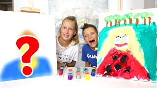 Painting Each Other Challenge!