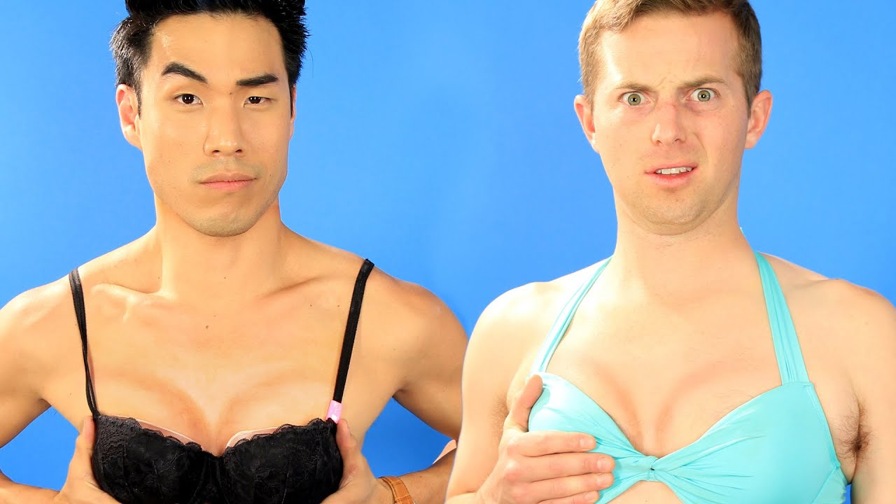 The Try Guys Get Boobs thumbnail