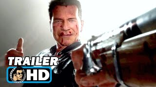 Rambo vs. Terminator Trailer - MORTAL KOMBAT 11 (2020) by JoBlo Movie Trailers