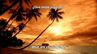 """""""TE AMO"""" - Franco De Vita (Letra Español/English Lyrics)"""