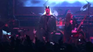 ARCTURUS - To Thou Who Dwellest In The Night - En Chile. 08-March-2016