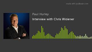 Interview with Chris Widener