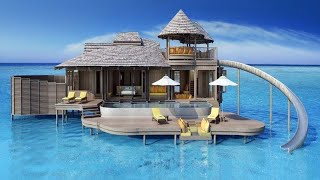 The Most LUXURIOUS Vacation Destinations In The World!