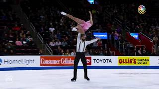 Highlights From The Pairs Short Program | Champions Series Presented By Xfinity