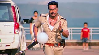 Ajay Devgan Best Action Seen SINGHAM Movie short Video..