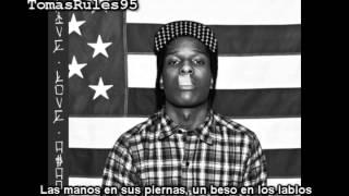 A$AP Rocky - Acid Drip Subtitulado Al Español (Con Explicaciones)